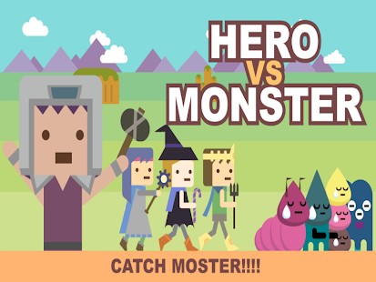 Hero Vs Monster