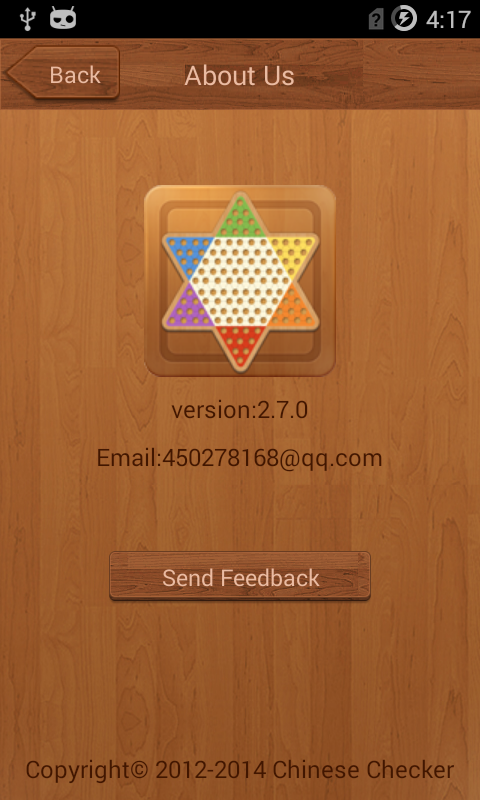 Chinese Checkers Wizard- screenshot
