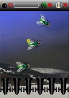 Screenshot of Galactic Insects