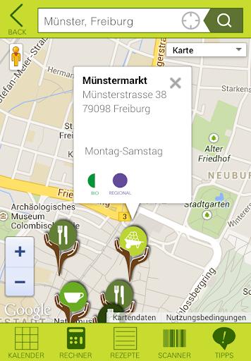 Mappetizing Freiburg