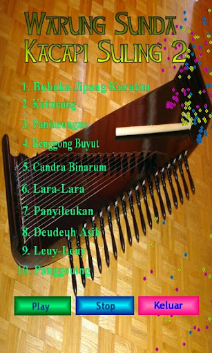 Lagu Sunda Kacapi Suling 2