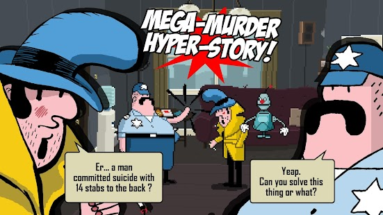 Murder in the Hotel Lisbon - screenshot thumbnail