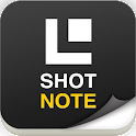 SHOT NOTE logo