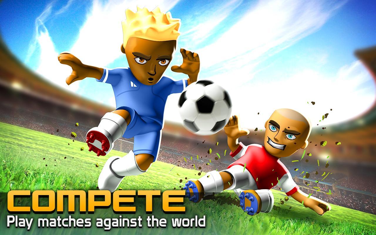 BIG WIN Soccer (football) screenshot #11