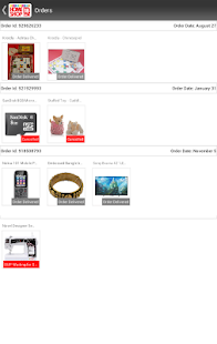 HomeShop18 - Online Shopping - screenshot thumbnail