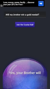 Crystal Ball- screenshot thumbnail