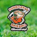 Reno Hurricanes Baseball logo
