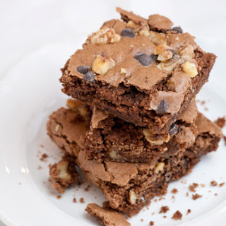 Passover Brownies.