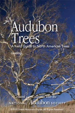 Audubon Trees - screenshot