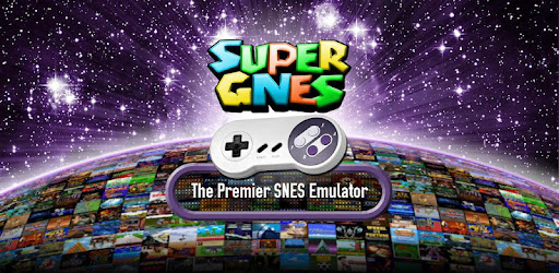 SuperGNES (SNES Emulator) 1.3.8