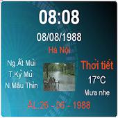 Du Bao Thoi Tiet