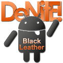 Leather Orange CM11/AOKP Theme icon