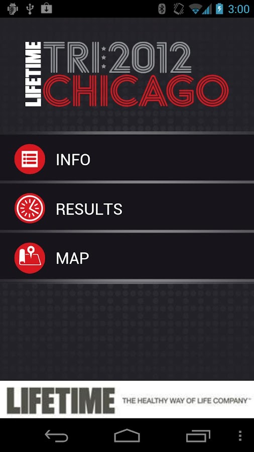Life Time Tri Chicago - screenshot