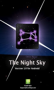 The Night Sky - screenshot thumbnail