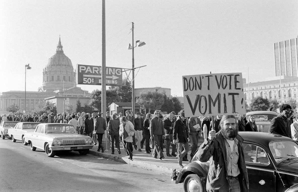 California election date in Perth