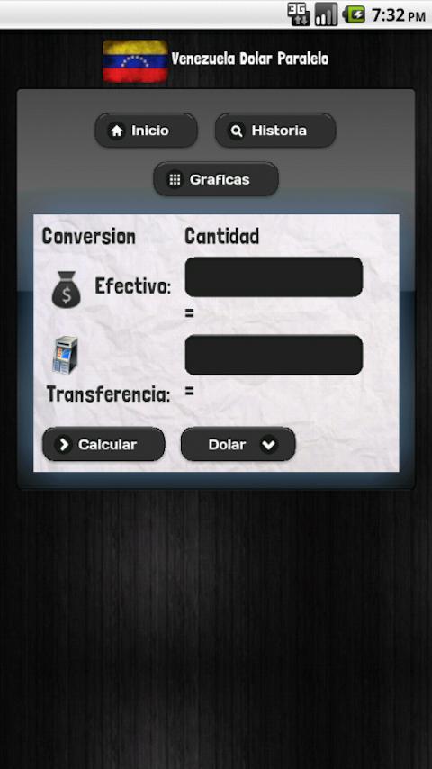 Venezuela Dolar Paralelo Pro - screenshot