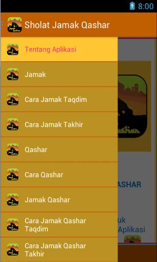 Sholat Jamak Qashar