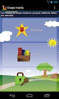 Screenshot of Esopo manía