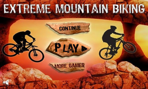 Mountain Biking - Racing Game