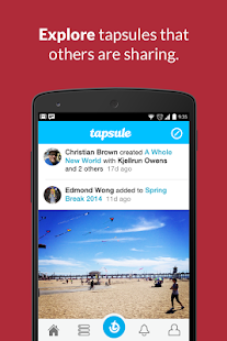 Tapsule- screenshot thumbnail