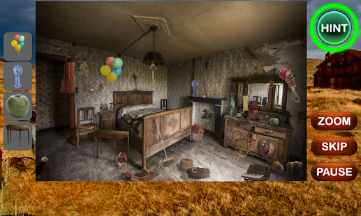 Ghost Town Hidden Objects - náhled