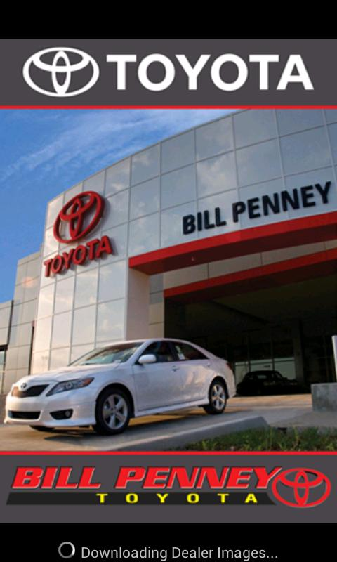 Bill Penney Toyota Dealerapp Android Apps On Google Play