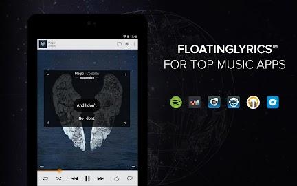 Musixmatch -  Lyrics & Music Screenshot 24