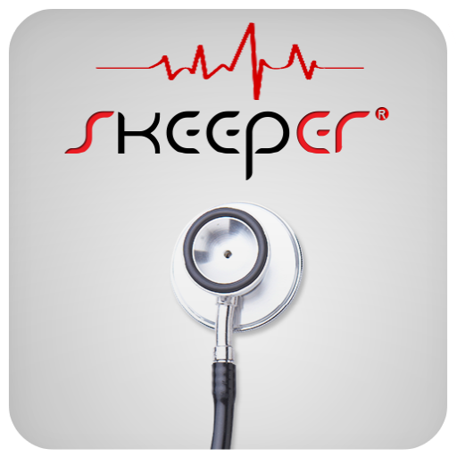 SKEEPER Heart Rate LOGO-APP點子