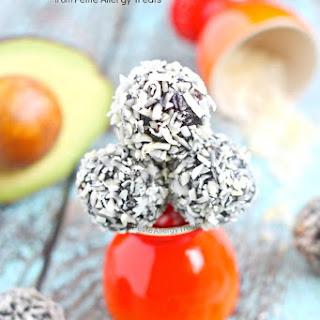 Chocolate Avocado Bliss Bars