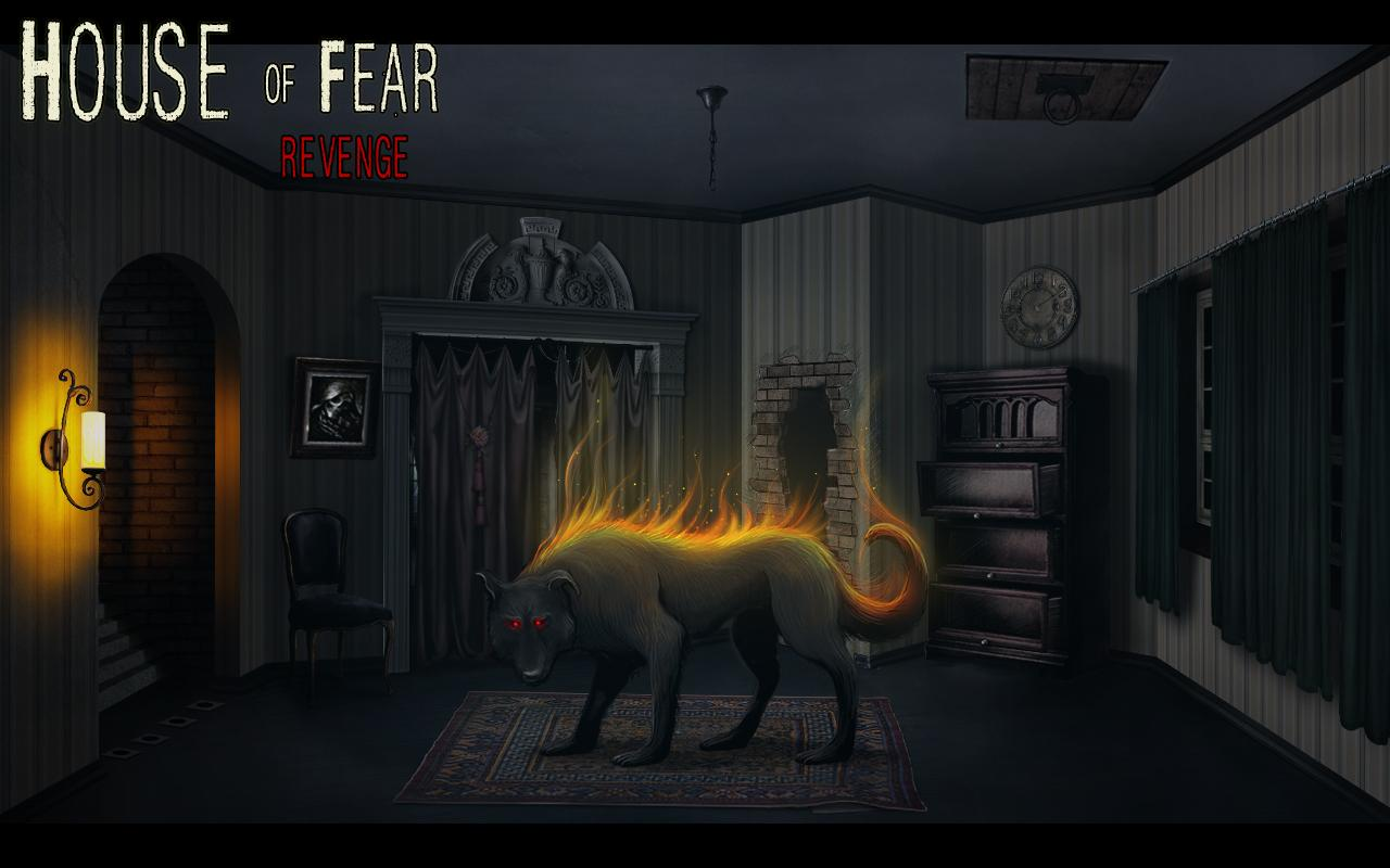 House of Fear Revenge - screenshot
