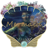 Mermaid - Go Launcher EX Theme