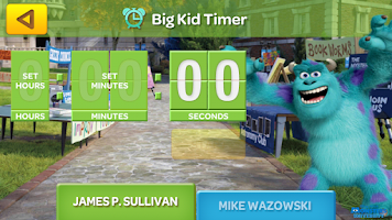 Screenshot of Pull-Ups* Big Kid App