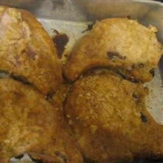 Breaded Center Cut Pork Chops Recipe