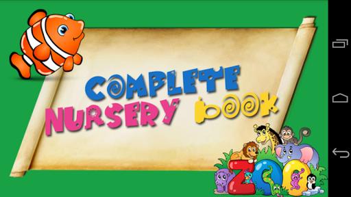 Complete Nursery Book