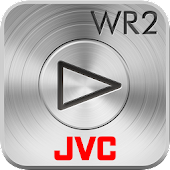 JVC Audio Control WR2
