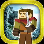 APK Game Excalibur Cube Kingdom Origins for BB, BlackBerry