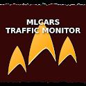 LCARS Traffic Monitor