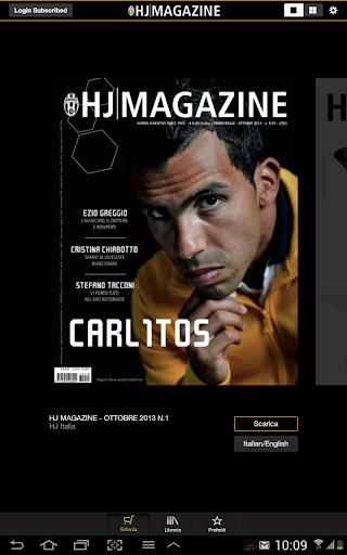 HJ Magazine