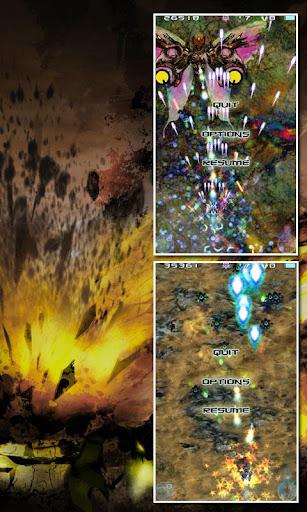 VenomBlast -超弾幕シューティング-