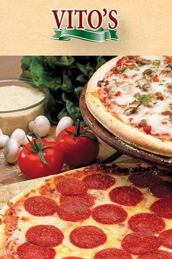 Vito's Pizza Pasta and Grill