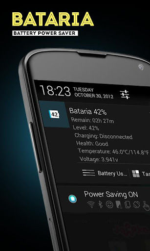 Bataria Pro - Battery Saver