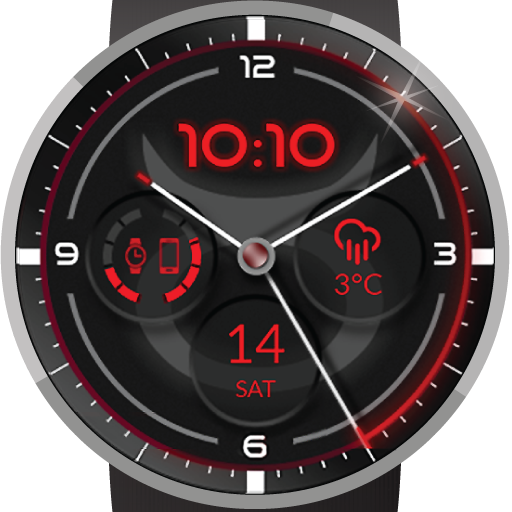 Zodiac Watch Face LOGO-APP點子