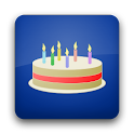 Birthdays - Free icon