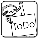 To Do for Sloth! icon