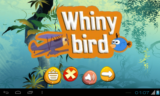 Whiny Bird
