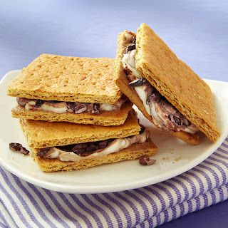 Cream Cheese S'mores.