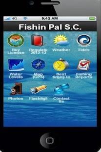 Fishin Pal South Carolina