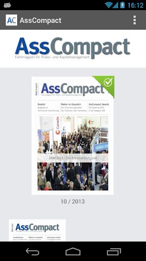 AssCompact Fachmagazin