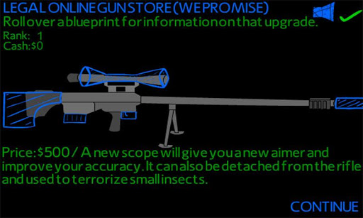 Stick Sniper - Smoking Kills
