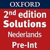 Solutions 2e editie VocApp Ned